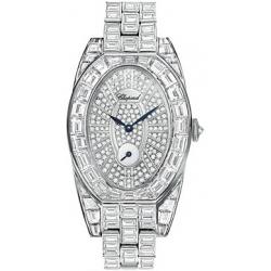 Chopard High Jewelry Happy Sport Womens Watch 107122-1001
