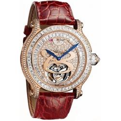 Chopard High Jewelry Tourbillon Womens Watch 134188-5001