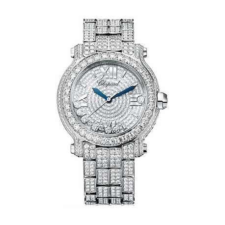Chopard High Jewelry Happy Sport Womens Watch 277474-1001