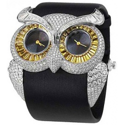 Chopard Animal World High Jewelry Diamond Womens Owl Watch