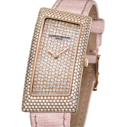 Vacheron Constantin 1972 Series Diamond Rose Gold Watch 25510/000R-9184