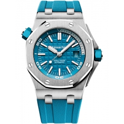 15710ST.OO.A032CA.01 Audemars Piguet Royal Oak Offshore Diver Tropical Turquoise Watch