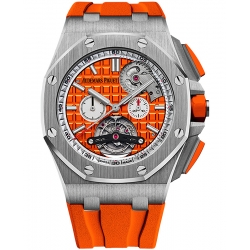 26540ST.OO.A070CA.01 Audemars Piguet Royal Oak Offshore Tourbillon Chronograph Orange Watch