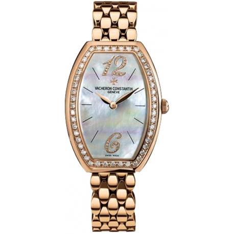 Vacheron Constantin Egerie Gold Diamond Watch 25540/344R-9262