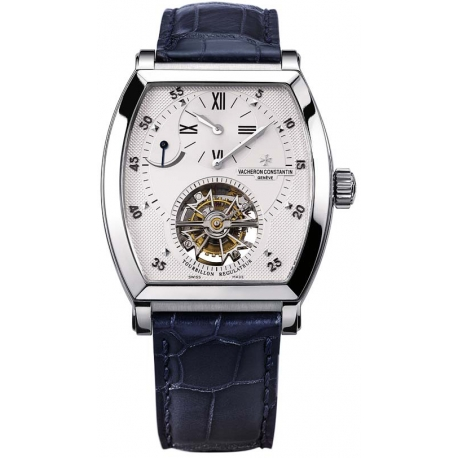 Vacheron Constantin Malte Tourbillon Mens Watch 30080/000P-9357