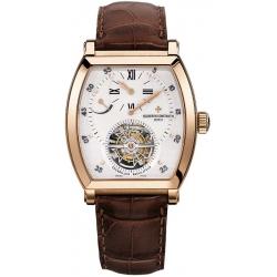 Vacheron Constantin Malte Tourbillon Gold Watch 30080/000R-9257