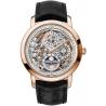 Vacheron Constantin Skeleton Rose Gold Watch 43172/000R-9241
