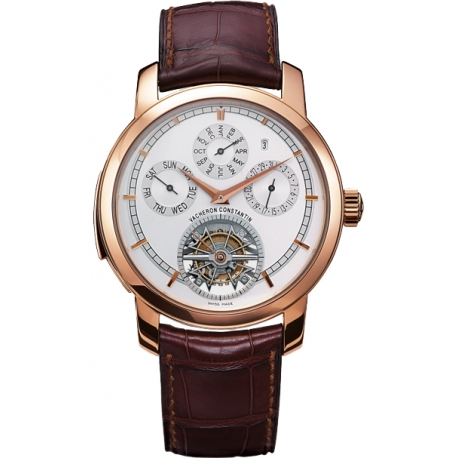 Vacheron Constantin Patrimony Tourbillon Watch 80172/000R-9300