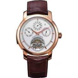 Vacheron Constantin Patrimony Tourbillon Mens Watch 80172/000R-9300