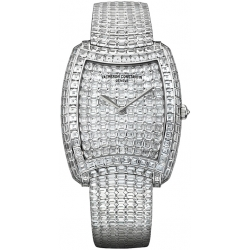 Vacheron Constantin Kalla Small Diamond Womens Watch 81650/T01G-9169