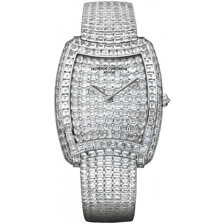 Vacheron Constantin Kalla Small Diamond Watch 81650/T01G-9169
