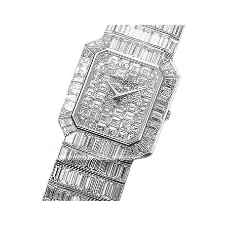 Vacheron Constantin Kalla All Diamond Watch 33517/987G-7927