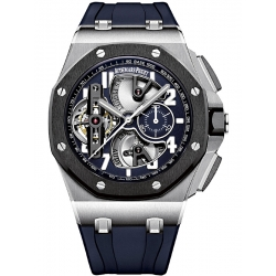 26388PO.OO.D027CA.01 Audemars Piguet Royal Oak Offshore Tourbillon Chronograph Openworked Watch