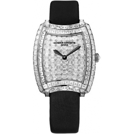 Vacheron Constantin Kalla Diamond Womens Watch 81650/000G-9169