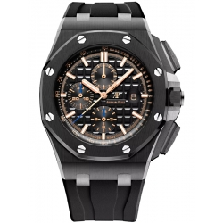 26405CE.OO.A002CA.02 Audemars Piguet Royal Oak Offshore Chronograph Black Ceramic Watch
