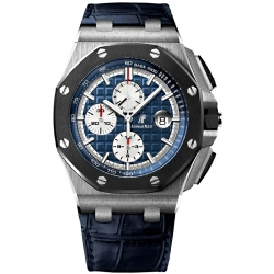 26401PO.OO.A018CR.01 Audemars Piguet Royal Oak Offshore Chronograph Platinum Watch