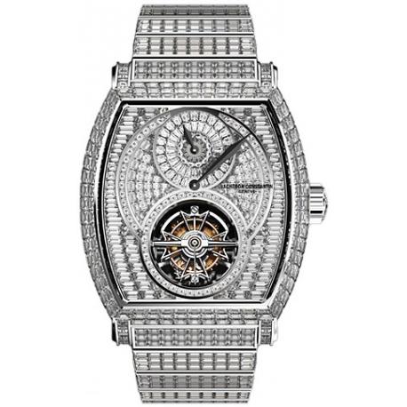 Vacheron Constantin Malte Tourbillon Watch 30682/S21G-9477