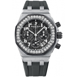 Audemars Piguet Royal Oak Offshore Chronograph Watch 26048SK.ZZ.D002CA.01