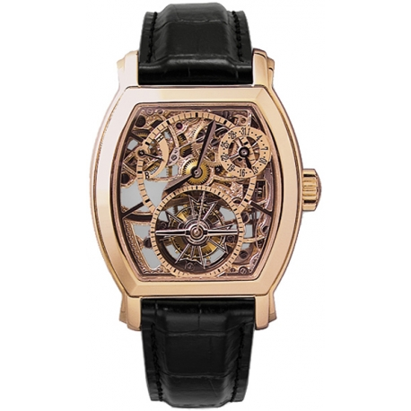 Vacheron Constantin Malte Tourbillion Rose Gold Watch 30067/000R-8954