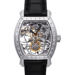 Vacheron Constantin Malte Diamond Tourbillon Watch 30669/000P-8953