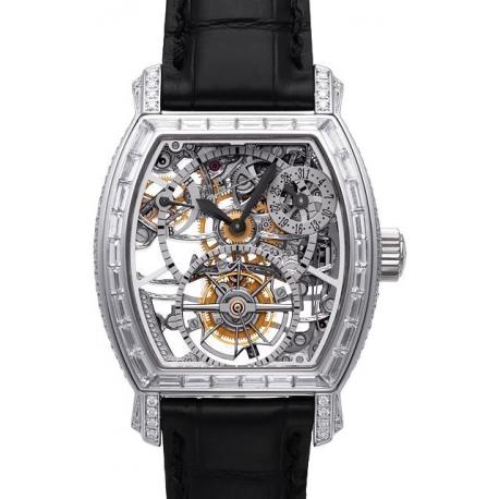 Vacheron Constantin Malte Diamond Tourbillon Watch 30669/000P-8953