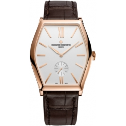 Vacheron Constantin Malte Mens Rose Gold Watch 82130/000R-9755