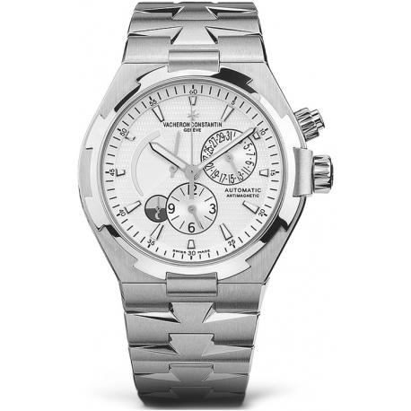 Vacheron Constantin Overseas Mens Steel Watch 47450/B01A-9226