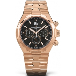 Vacheron Constantin Overseas Rose Gold Watch 49150/B01R-9338