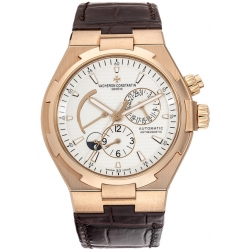 Vacheron Constantin Overseas Dual Time Mens Watch 47450/000R-9404