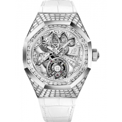 26228BC.ZZ.D011CR.01 Audemars Piguet Royal Oak Concept Flying Tourbillon Diamond Watch