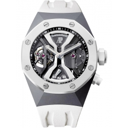 26580IO.OO.D010CA.01 Audemars Piguet Royal Oak Concept GMT Tourbillon Watch