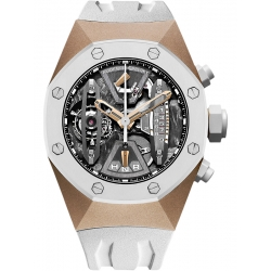 26223RO.OO.D010CA.01 Audemars Piguet Royal Oak Concept Tourbillon Chronograph Watch