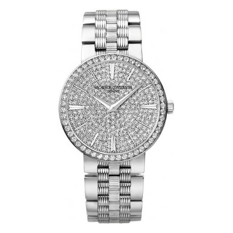Vacheron Constantin Patrimony Womens Watch 25556/Q01G-9280