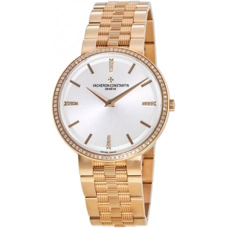 Vacheron Constantin Patrimony 18K Rose Gold Watch 81577/V01R-9271
