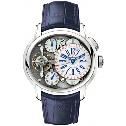 26066PT.OO.D028CR.01 Audemars Piguet Millenary No. 5 Platinum Watch