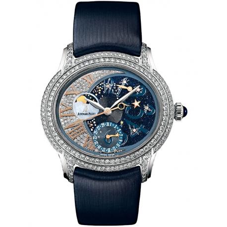 77316BC.ZZ.D007SU.01 Audemars Piguet Millenary Starlit Sky White Gold Watch