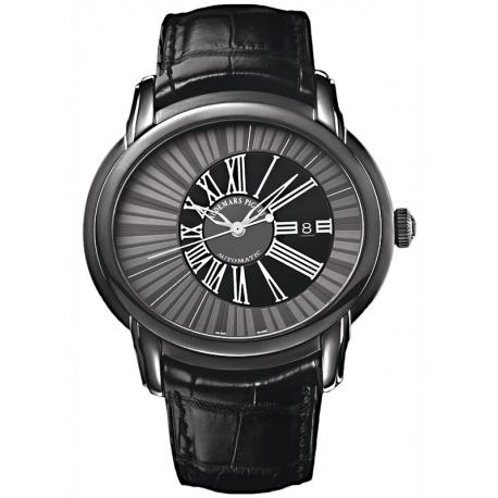 15161SN.OO.D002CR.01 Audemars Piguet Millenary Quincy Jones Black Watch