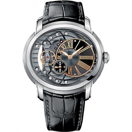 15350ST.OO.D002CR.01 Audemars Piguet Millenary 4101 Steel Watch