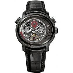 26152AU.OO.D002CR.01 Audemars Piguet Millenary Carbon One Tourbillon Watch
