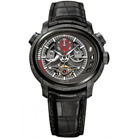 26152AU.OO.D002CR.01 Audemars Piguet Millenary Carbon One Tourbillon Watch