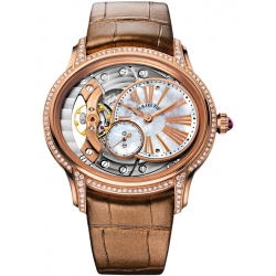 77247OR.ZZ.A812CR.01 Audemars Piguet Millenary Hand-Wound 18K Pink Gold Watch