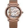 77247OR.ZZ.1272OR.01 Audemars Piguet Millenary Hand-Wound 18K Pink Gold Mesh Watch