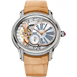 Audemars Piguet Millenary Hand-Wound Watch 77247BC.ZZ.A813CR.01