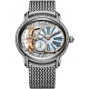 77247BC.ZZ.1272BC.01 Audemars Piguet Millenary Hand-Wound 18K White Gold Mesh Watch