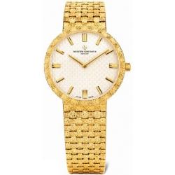 Vacheron Constantin Patrimony Gold Bracelet Watch 81162/206J-9173