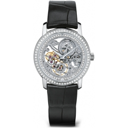 Vacheron Constantin Patrimony Traditionnelle Skeleton Watch 33558/000g-9394