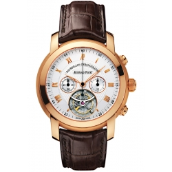 Audemars Piguet Jules Tourbillon Chronograph Watch 26010OR.OO.D088CR.01