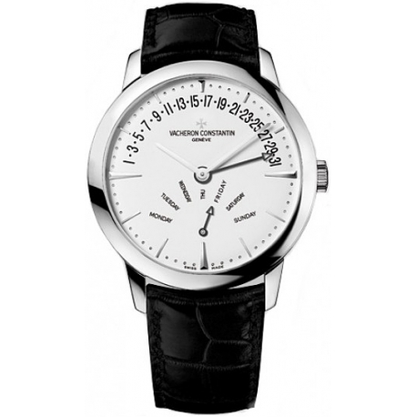 Vacheron Constantin Patrimony Retrograde Watch 86020/000G-9508