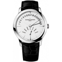 Vacheron Constantin Patrimony Retrograde Mens Watch 86020/000G-9508
