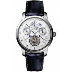 Vacheron Constantin Patrimony Tourbillon Platinum Watch 88172/000P-9495
